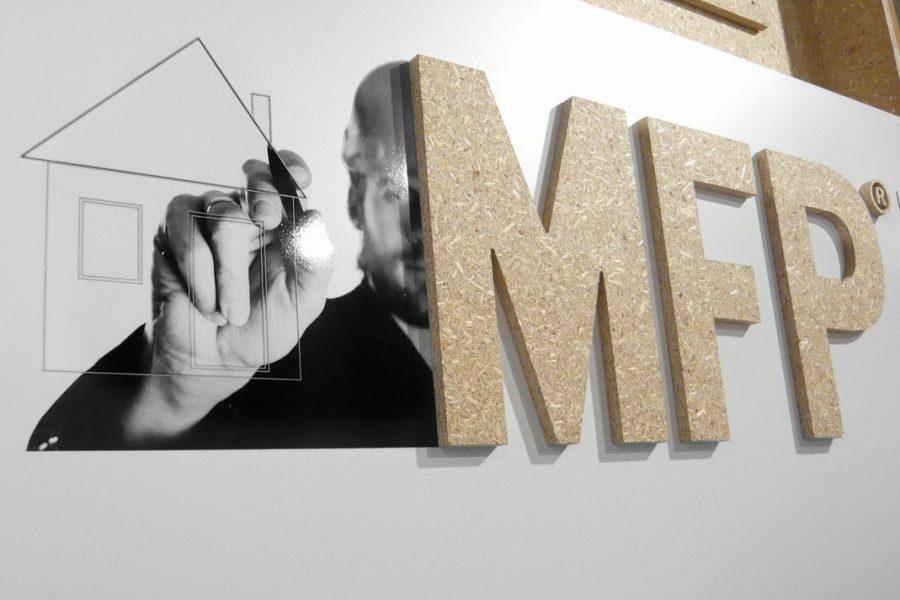 Využitie MFP dosiek pri realizácii drevostavieb